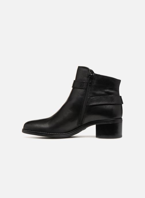 Bottines et boots Georgia Rose Raspail Soft Noir vue face